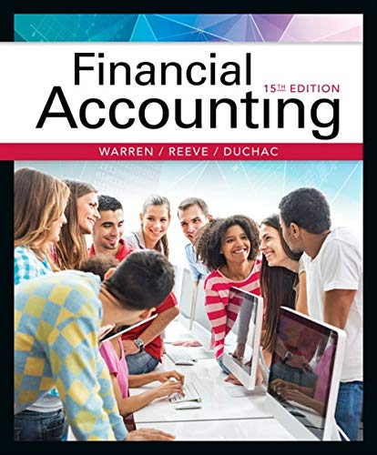 Ebook financial accounting full books all format support by reeve jonathan duchac books managerial accounting 15th edition ray h garrison on amazon com free shipping on qualifying offers brand new mint condition fandeluxe Gallery