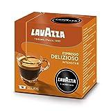 Lavazza A Modo Mio Café Espresso Delizioso 16 capsules - Lot de 2