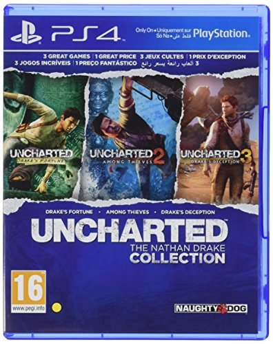 Price comparison product image Uncharted: The Nathan Drake Collection