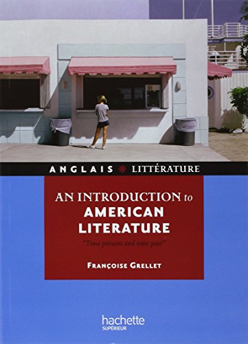 An introduction to American literature :