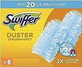 Swiffer Staubmagnet Tücher Nachfüllpackung (2 x 9 Stück)