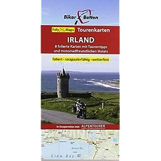 Tourenkarten Set Irland (FolyMaps): 1:250 000