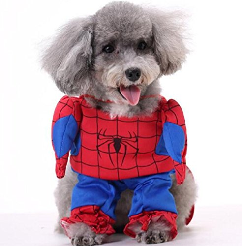 Inception Pro Infinite Kostüm - Verkleidung - Spider-Man Spider-Man - Hund (L)