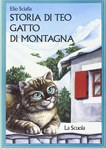 Storia di Teo, gatto di montagna
