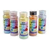 180g Bath Sprinkles - Sels de Bain Colorés Effervescents