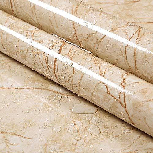 Piastrelle adesive adesivi per 60x300cm carta da parati autoadesiva di marmo impermeabile ispessita ispessita da tavolino da cucina adesivi per rinnovamento cucina da piano cottura da banco