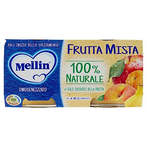 Mellin Omogeneizzato alla Frutta per Bambini 200 g