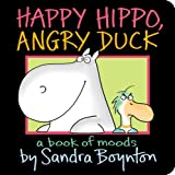 Best Little Simon Kid Books - Happy Hippo, Angry Duck: A Book of Moods Review
