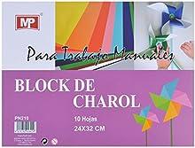 MP PN210 - Pack de 10 hojas de papel charol