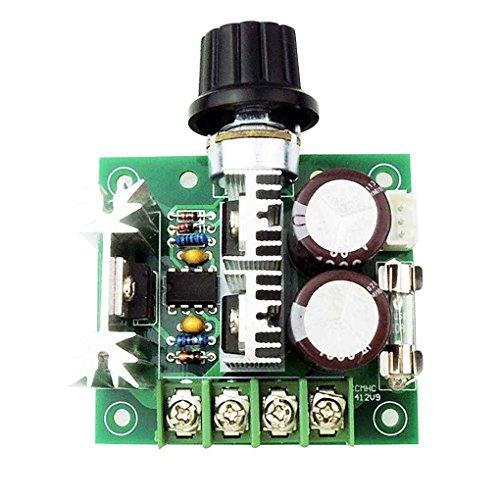 Pigup Interruptor de CC de Control de Velocidad del Motor PWM CCMHC...