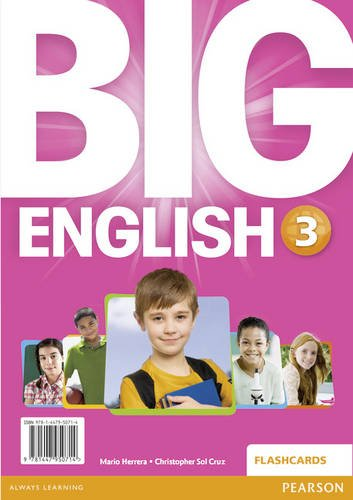 Big english. Flashcards. Per la Scuola elementare. Con espansione online: Big english. Flashcards. Con espansione online. Per la Scuola elementare: 3