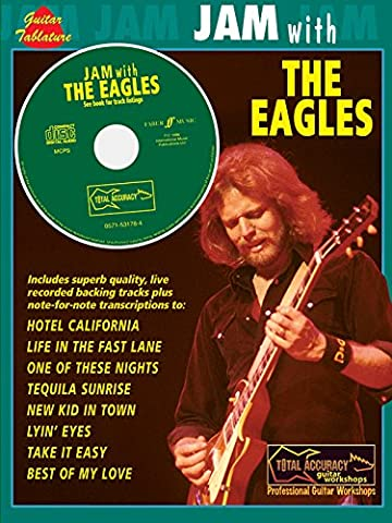 Jam with The Eagles (Guitar Tab with Free Audio