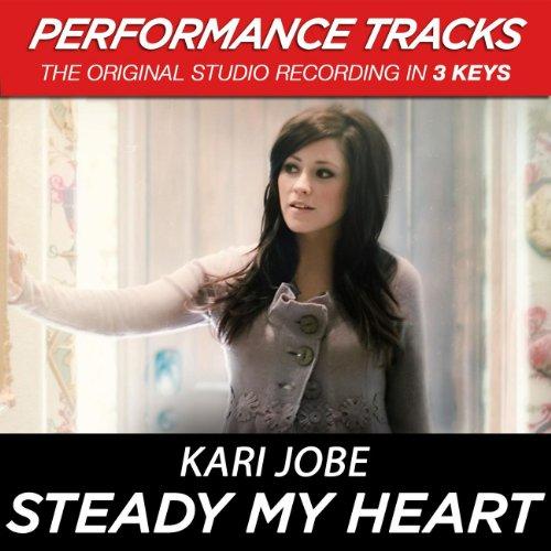 Steady My Heart (Performance Tracks) - EP