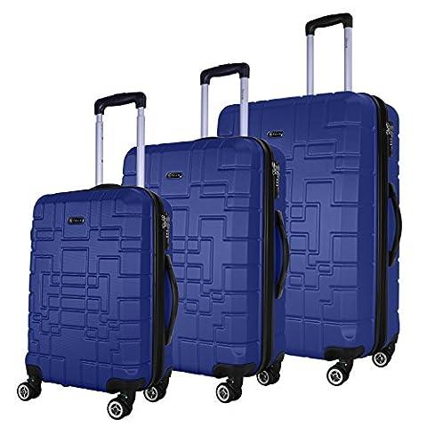 SHAIK® Serie XANO HKG Design Hartschalen Trolley, Koffer, Reisekoffer, in