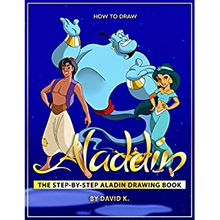 How to Draw Aladin: The Step-by-Step Aladin Drawing Book
