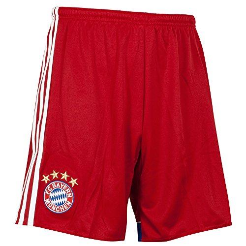 Adidas Fußball FC Bayern München Shorts - Pantalón Corto Fc Bayern De Munich 2014-2015