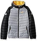 Jack Wolfskin Children's Jacket Padded K Zenon Jacket, Children's, K Zenon Jacket, Slate Grey