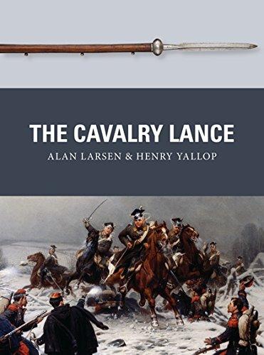 The Cavalry Lance (Weapon) por Alan Larsen