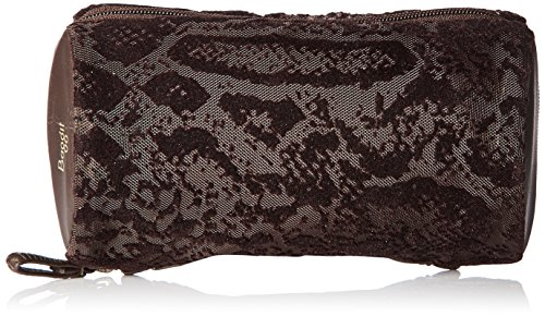 baggit Women's Cosemetic Bag (Brown)  available at amazon for Rs.458