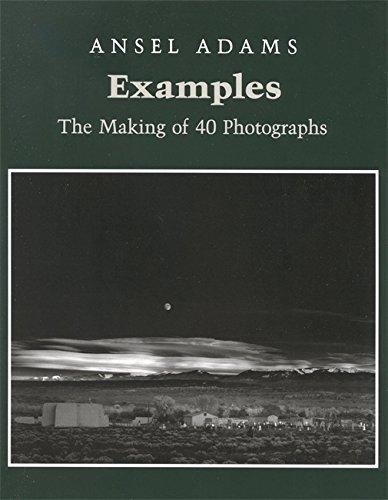 Ejemplos de cómo hacer las fotografías publicadas