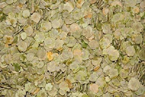 Tieroase Erbsenflocken 10Kg gepresste Erbsen, Nagerfutter, Rattenfutter Abbildung ähnlich (Abbildung ähnlich)