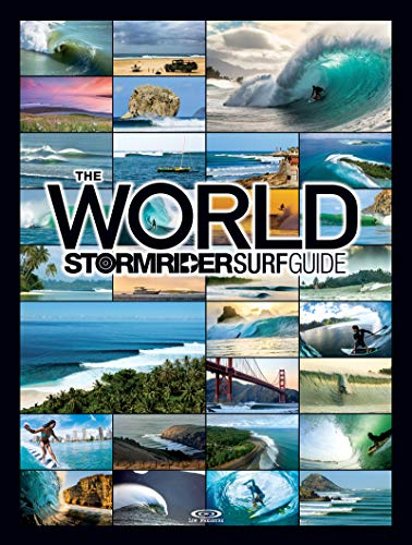 The World Stormrider Surf Guide por Bruce Sutherland