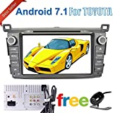 8-Zoll-Headunit Eincar Android 7.1 Double 2 Din im Schlag kapazitiven HD Multi-Touch-Screen-Auto-DVD PC Stereo GPS Navigation Multimedia-System Tablet AM / FM-Radio-BT / SD / USB / OBD2 / 3G / 4G / Wifi / 1080P freie Kamera