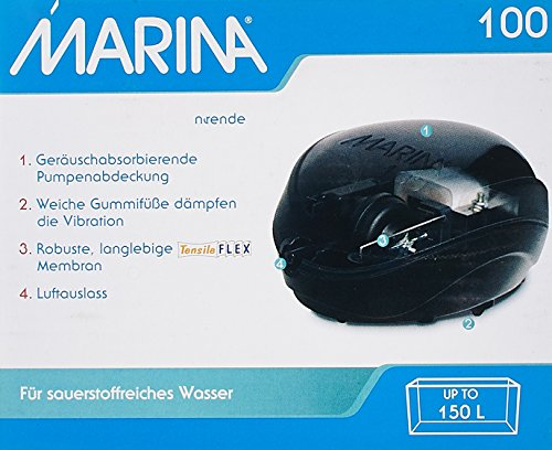 Marina 11114 Compresor de Aire 100