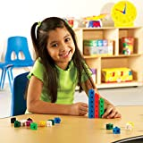 Enlarge toy image: Learning Resources Snap Cubes (Set of 100) -  preschool activity for young kids