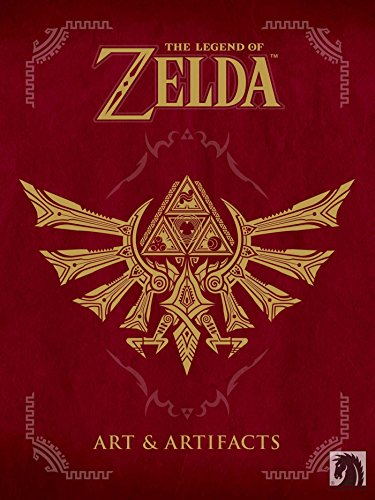 The Legend of Zelda : Art & Artifact...