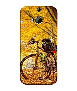 PrintVisa Designer Back Case Cover for HTC One M8 (best way to reduce wight)