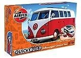 Airfix J6017 Modelo de vehículo Militar de Tierra Kit de Montaje Coche - Modelos de vehículos Militares de Tierra (Kit de Montaje, Coche, VW, 42 Pieza(s), 5 año(s), Rojo, Blanco)
