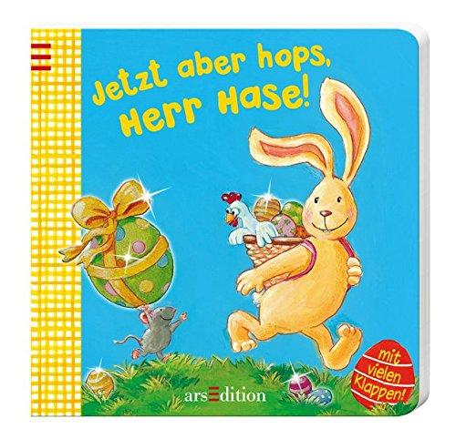 Preisvergleich Produktbild Jetzt aber hops, Herr Hase!