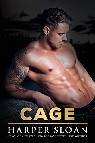 Cage (Corps Security Book 2)