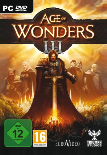 Age of Wonders III - Collector's Edition (limitiert und exklusiv bei Amazon.de)