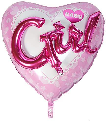 x 99,1cm Baby Mädchen Multi Folie Ballons ()