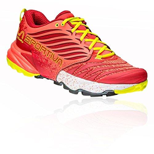 La Sportiva Akasha - Zapatillas para correr Mujer - rojo Talla 42 2016