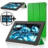 Forefront Cases® Amazon Kindle Fire HDX 8.9 Smart Case Cover Custodia Caso Pieghevole in Pelle - Protezione dispositivo completa e funzione Smart Auto Sleep Wake STILO E PROTEGGI SCHERMO