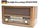 NEWTRO Nostalgie-Stereoanlage CD