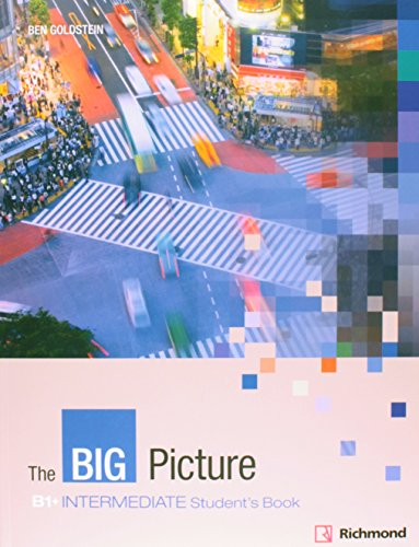 BIG PICTURE 3 STUDENT'S BOOK INTERMEDIATE NEW ED. [B1+] - 9788466820783