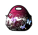 Boweike Butterfly Design Kids Insulated Soft Lunch Box - Best Reviews Guide