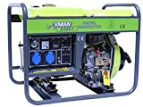 Best Diesel Generators - Varan Motors 92651 HEAVY DUTY DIESEL GENERATOR 3,3kW Review