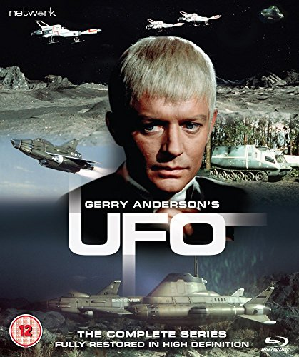 UFO: The Complete Series [Blu-ray or DVD]