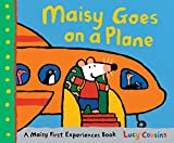 Maisy Goes on a Plane: A Maisy First Experiences Book (English Edition)
