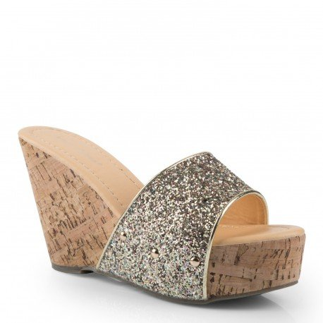 ideal-shoes-wedge-mules-and-strassees-telia-gold-size-6
