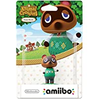Amiibo Tom Nook - Animal Crossing Collection