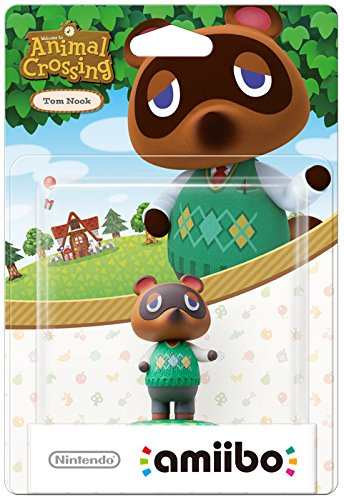 Animal Crossing amiibo: Tom Nook