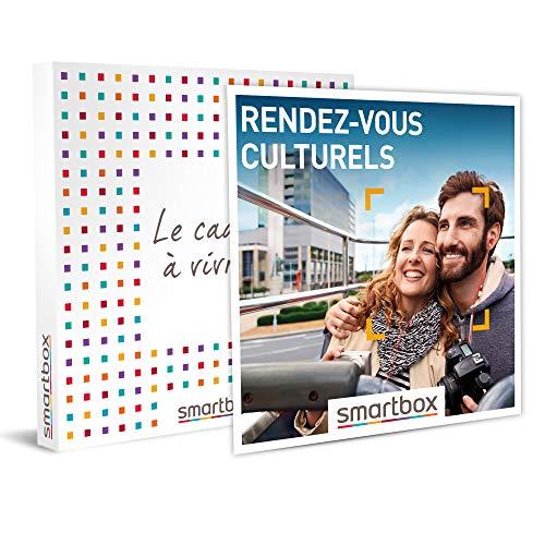 SMARTBOX - Coffret cadeau - Rendez-vous culturels - idée cadeau - 1 sortie ou 1...