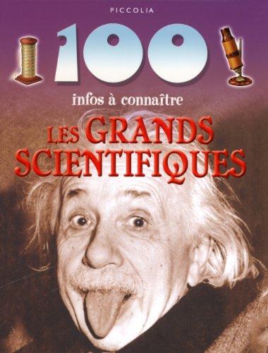 Les grands scientifiques