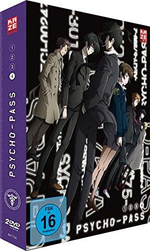 Psycho-Pass - Vol. 4 [2 DVDs]